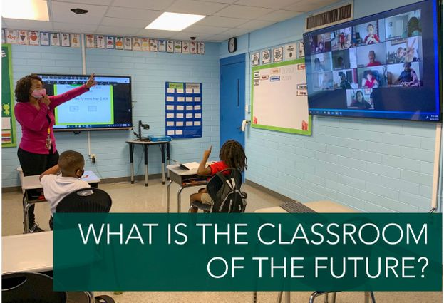 What is Classroom Of The Future